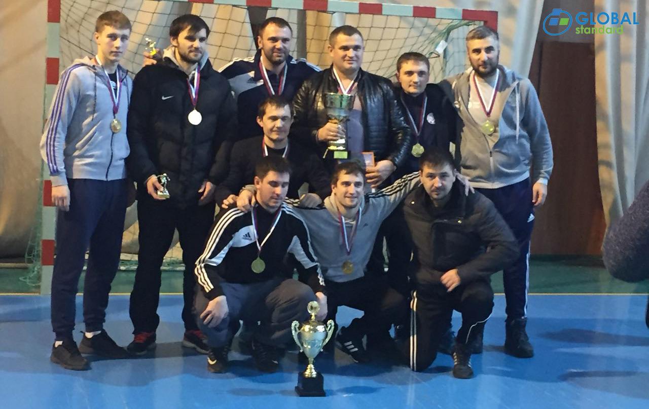 Команда по мини-футболу Глобал Стандарт