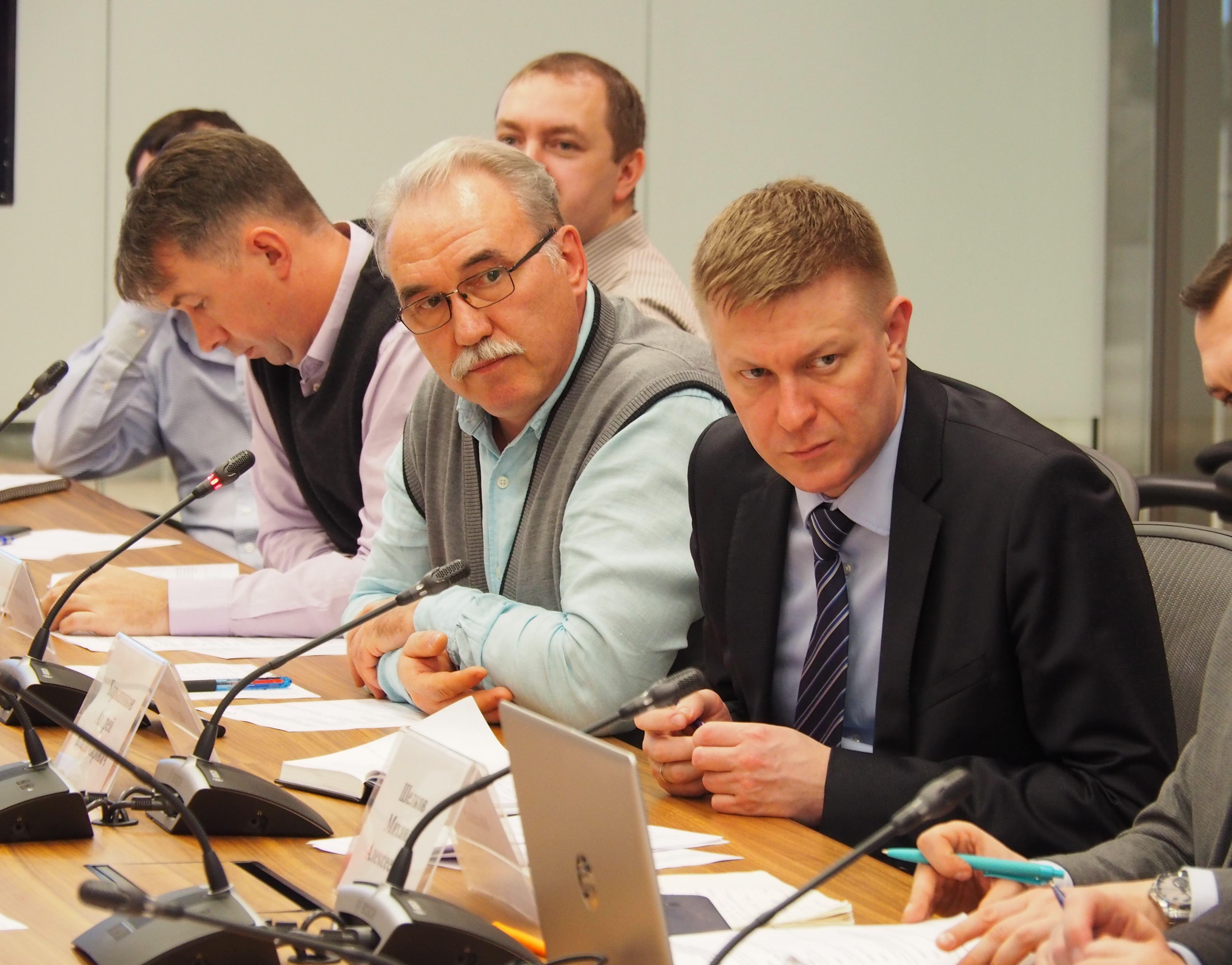 Руководитель органа сертификации Глобал Стандарт. Барышников Андрей Владимирович
